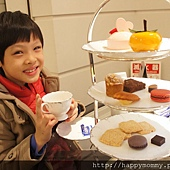 2016.01.30 台北文華東方酒店 文華餅房雙人下午茶 (15).JPG