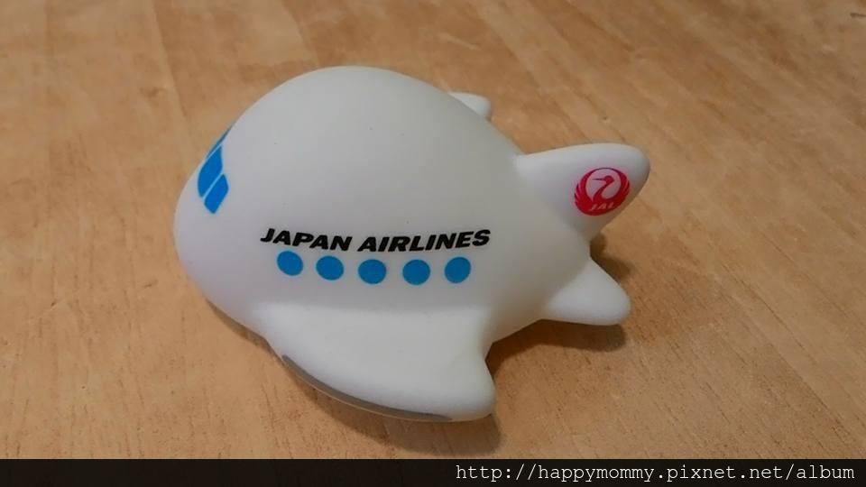 2015.12 日航機上兒童玩具禮物4.jpg
