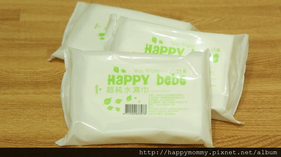 2016.04 Happy Bebe超純水濕紙巾 (2).JPG