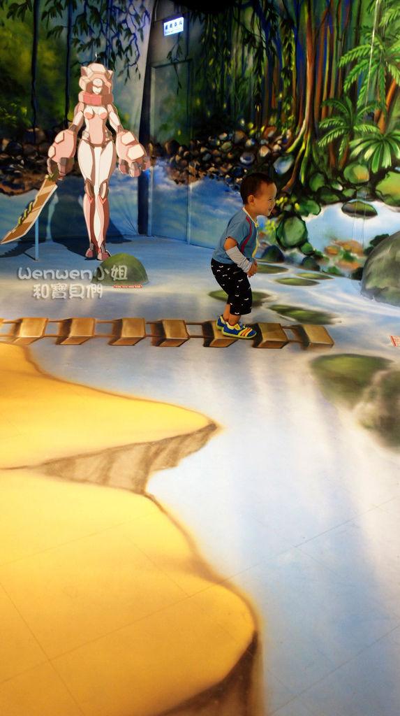 2016.07 小人國 機器人歷險樂園 轟浪水樂園 (40).JPG