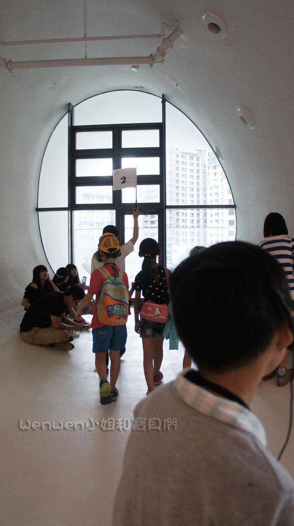 2016.10.09 台中國家歌劇院參觀 兒童導覽 (43).JPG