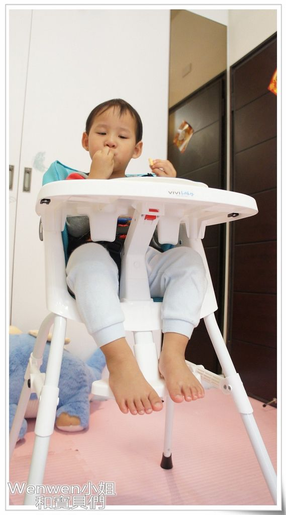 ViViBABY二段式兒童餐椅 (10).JPG