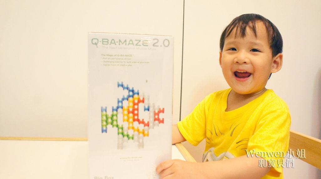 滾球迷宮積木Q-BA-MAZE2.0 (1).JPG