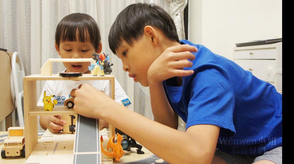 Boxset攜帶式玩具箱 車子屋 (15).JPG