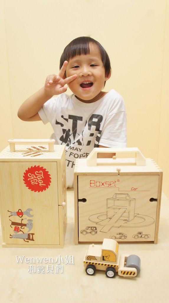 Boxset攜帶式玩具箱 車子屋 (23).JPG
