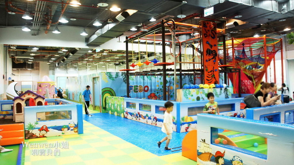 2017.07.11飛寶室內遊戲樂園 台北中信旗艦館 (24).JPG