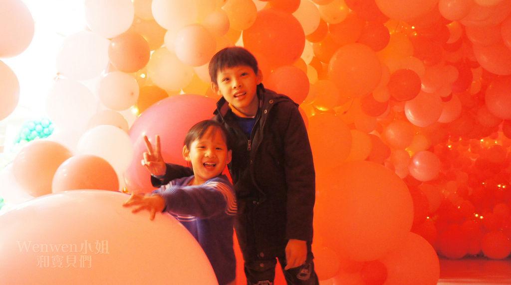 2018.02.01 童話森林氣球展 (9).JPG