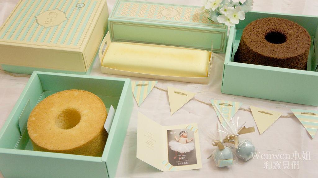Candy Wedding 彌月蛋糕 (11).JPG