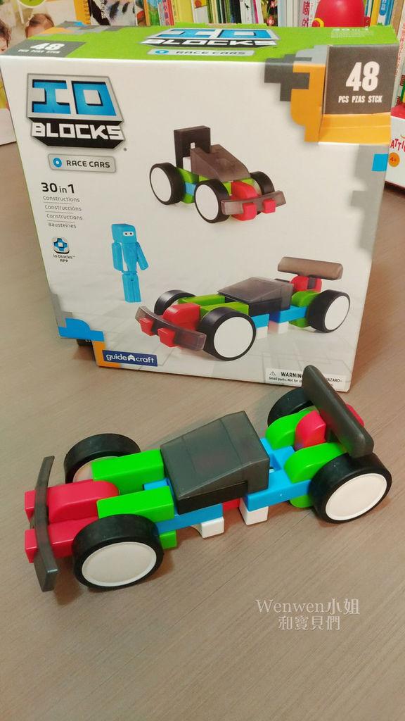2018.04 STEAM玩具 頂尖建構積木系列 霹靂車 (22).jpg