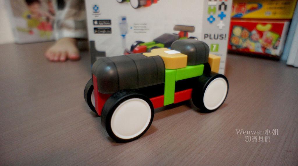 2018.04 STEAM玩具 頂尖建構積木系列 霹靂車 (21).JPG