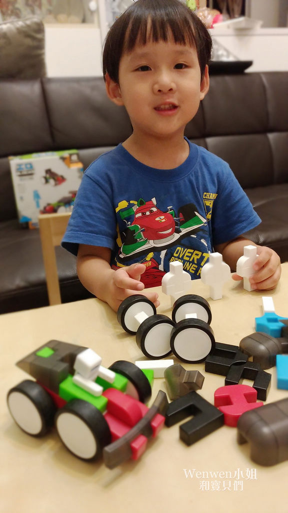 2018.04 STEAM玩具 頂尖建構積木系列 霹靂車 (5).jpg