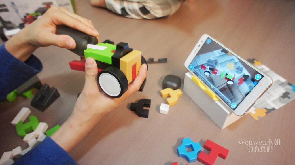 2018.04 STEAM玩具 頂尖建構積木系列 霹靂車 (18).JPG