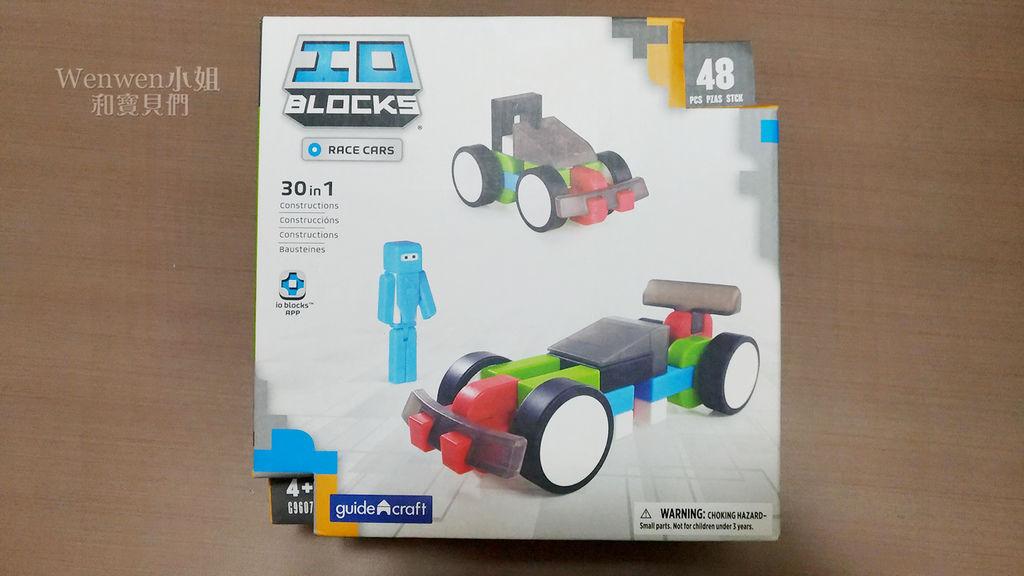 2018.04 STEAM玩具 頂尖建構積木系列 霹靂車 (28).jpg