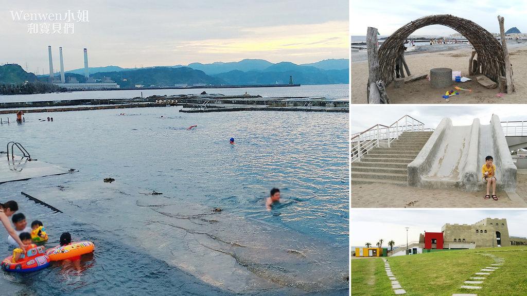2018.07.05 基隆親子景點 和平島公園 海水浴場 地質公園.jpg