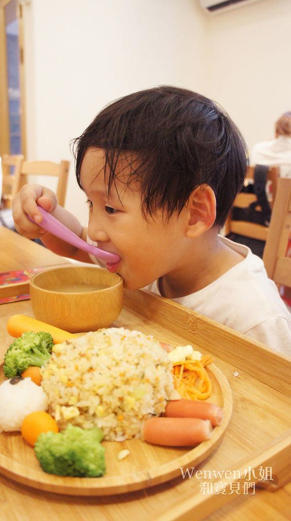 2018.09.11 大樹先生的家 兒童餐
