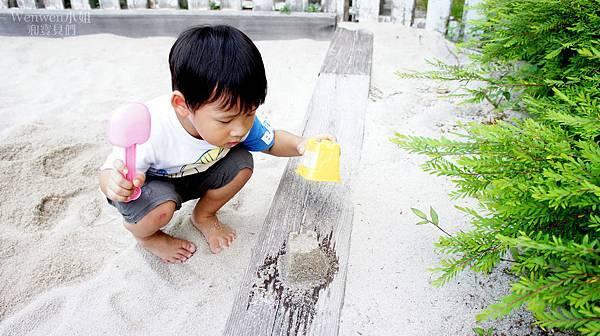 2018.08.25 台北市政府人工沙攤 戶外沙坑 (9).JPG