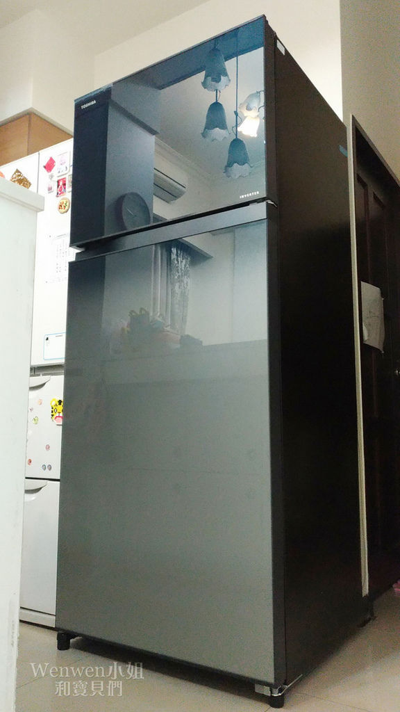 2018.12 冰箱開箱 東芝TOSHIBA GR-AG55TDZ (5).jpg