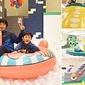 2019.01 台北親子室內景點 新光南西 Kids 建築樂園 悠遊島 動物狂歡季 (1).jpg