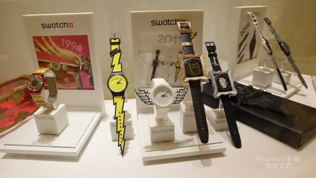 2019 華山文創展覽 Swatch Loves Art藝術基地 (4).JPG