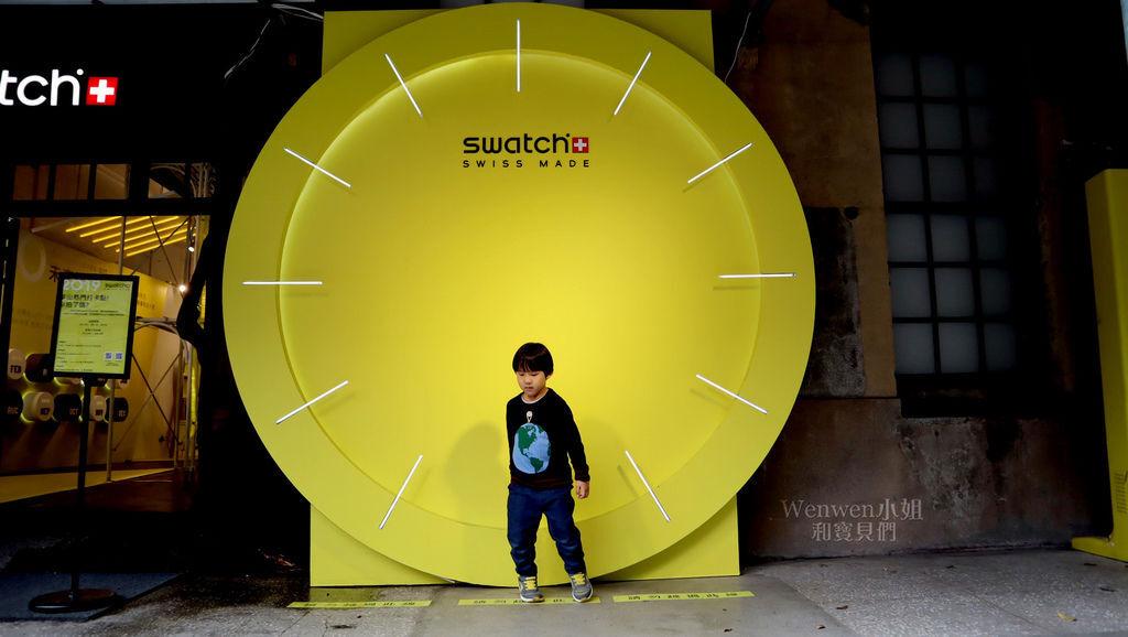 2019 華山文創展覽 Swatch Loves Art藝術基地 (6).JPG
