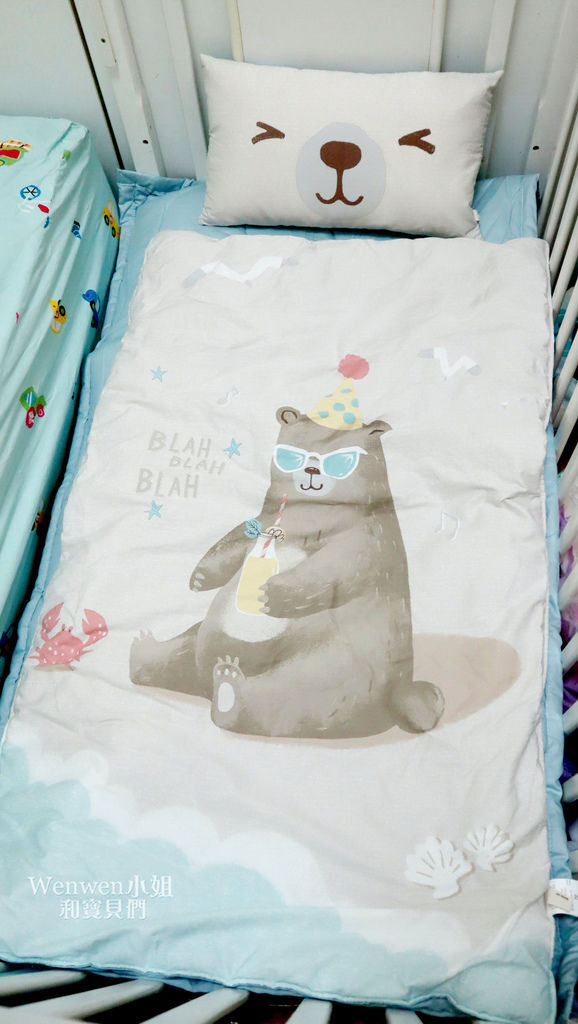 2019.06 Qoo10全球購物網 購物優惠  幼稚園午睡袋 幼兒寢具 (6).JPG