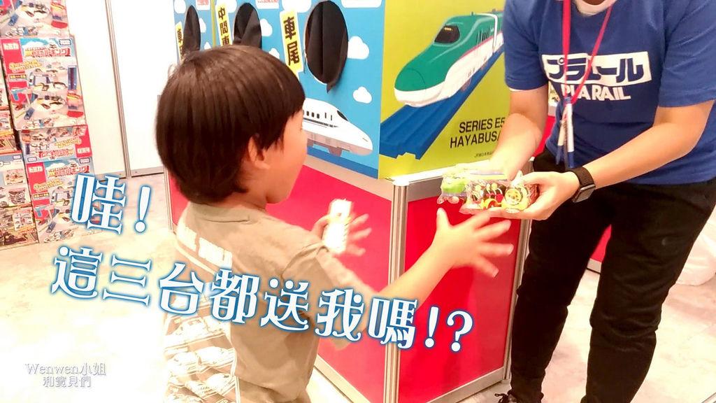 2019多美火車節 台北場 TOMICA 鐵道王國 新光三越南西店 (17).jpg