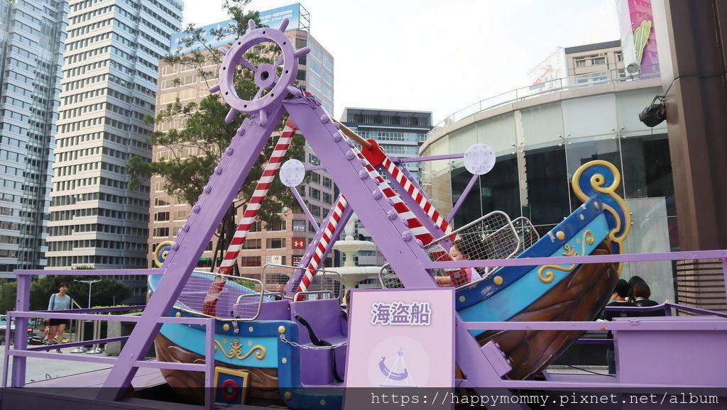 2019.10 粉紅萌萌豬氣墊城堡樂園%26;薰衣草森林樂園 (8).JPG