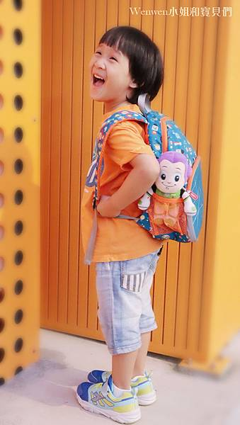 2019 RWTY創意任意貼兒童背包