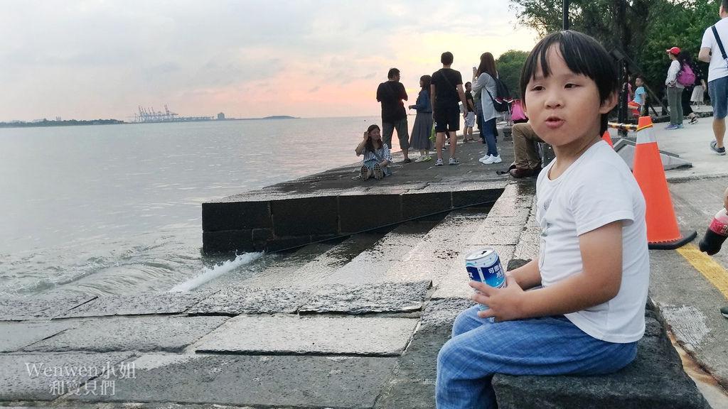 2019.09 淡水景點 海關碼頭 滬尾之役體驗館 (22).jpg