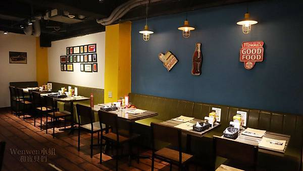 Stan & Cat 史丹貓美式餐廳 西門店 (5).JPG