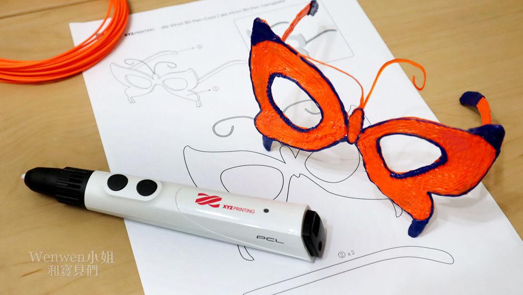2019. 11 安全好玩3D列印筆 XYZprinting 3D Pen (33).JPG