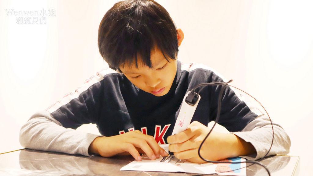 2019. 11 安全好玩3D列印筆 XYZprinting 3D Pen (10).JPG