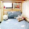 2019.12 艾莎妮亞乳膠床墊 兒童雙層床床墊推薦 (21).JPG