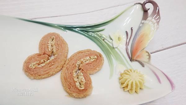 H&E dessert 好憶甜點 蝴蝶酥小曲奇 彌月禮盒試吃