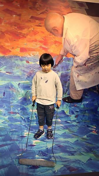 信誼基金會 艾瑞‧卡爾好好五重奏 親子互動展 (30).JPG
