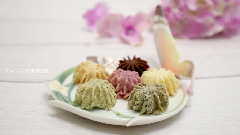 2020彌月試吃推薦 好憶甜點H%26;E dessert 小曲奇 彌月禮盒 (20).JPG