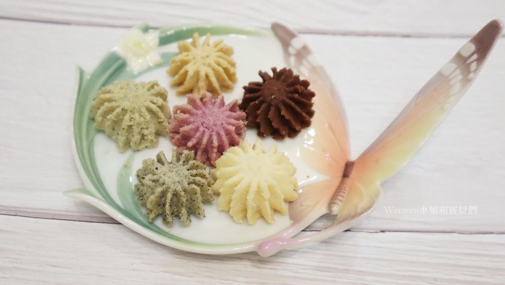 2020彌月試吃推薦 好憶甜點H%26;E dessert 小曲奇 彌月禮盒 (21).JPG