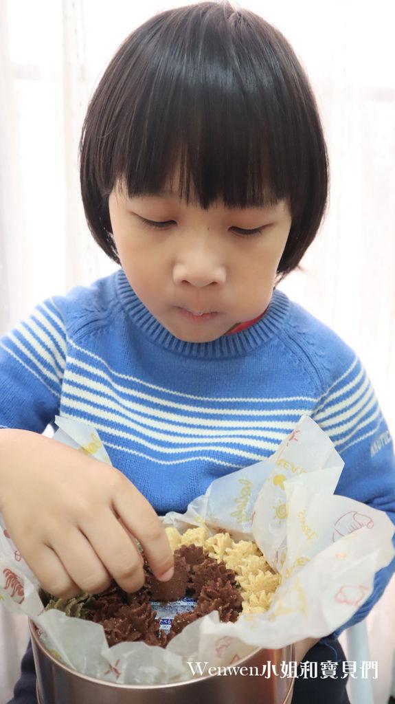 2020彌月試吃推薦 好憶甜點H%26;E dessert 小曲奇 彌月禮盒 (25).JPG