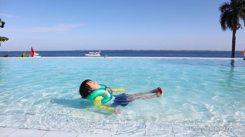 2020宿霧度假飯店 Vista Mar 無邊際泳池 (1).JPG