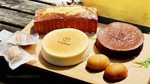 1%Bakery 台中人氣乳酪蛋糕、彌月蛋糕 彌月禮盒試吃推薦