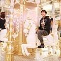 2020 媽咪講親子餐廳 旋轉木馬 (4).JPG
