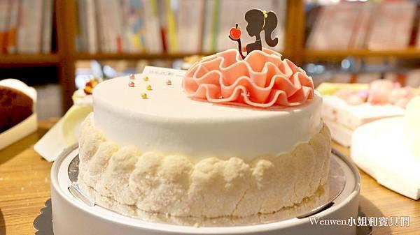 2020母親節蛋糕推薦 造型蛋糕 糖村公主蛋糕 (1).JPG