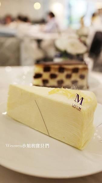 台北LadyM千層蛋糕 生日蛋糕 母親節蛋糕 (3) .JPG