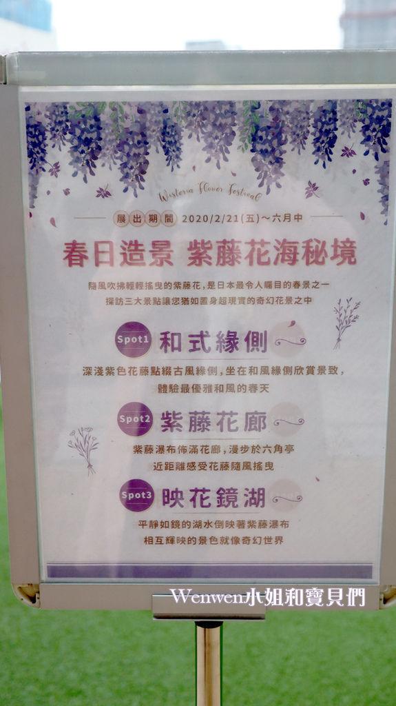 2020.04.05 林口三井outlet mall 紫藤花造景 (1).JPG