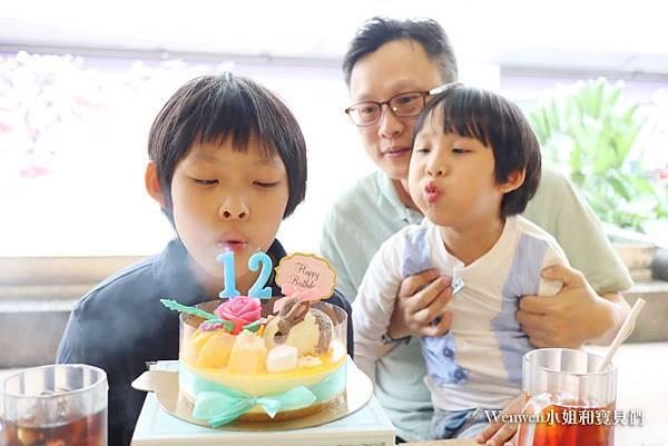 2020.04 朕慶12歲慶生日 花園腳印兔子蛋糕  THE Chips 餐廳慶生 (9).JPG