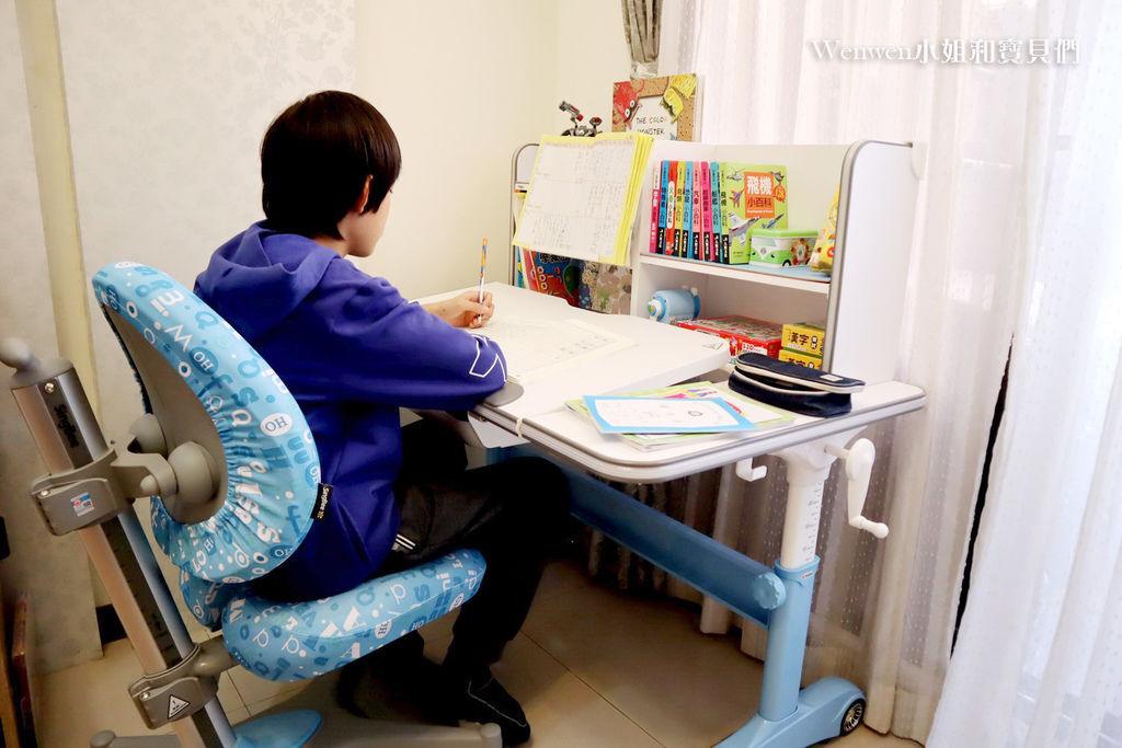 2020.04 小學預備用品 欣美SingBee 兒童成長書桌椅兒童人體工學椅 (27).JPG