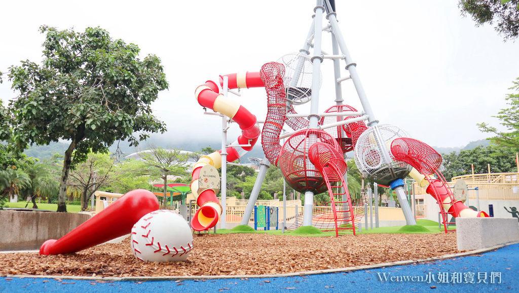 2019.05.05 天母公園棒球遊戲場 兒童夢想樂園 台北特色公園 (6).JPG