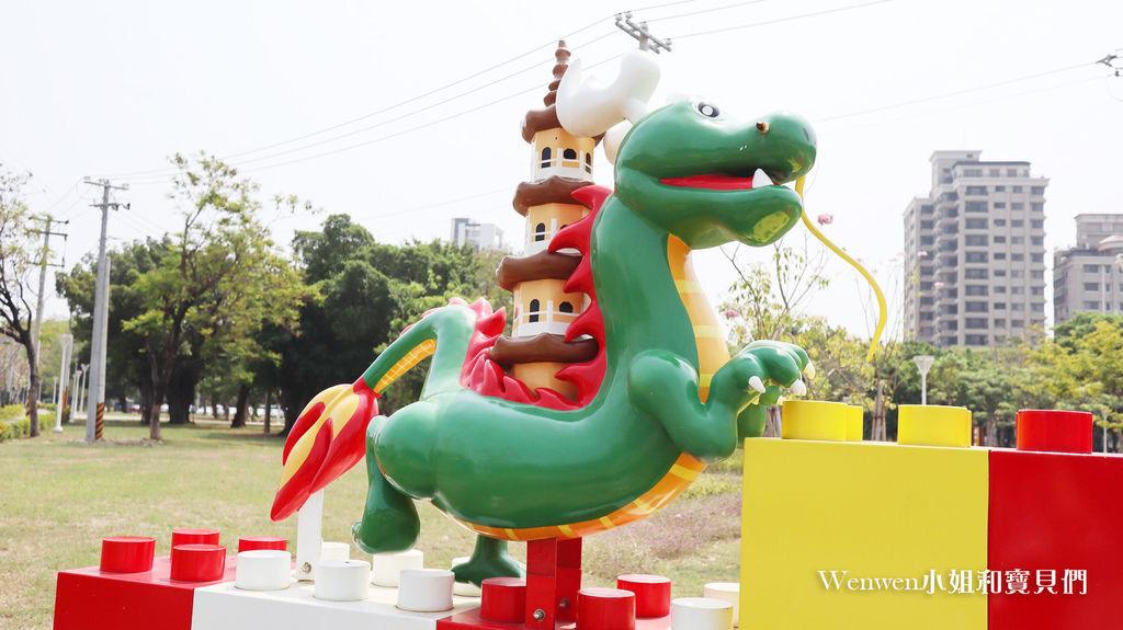 高雄特色公園親子景點 蓮池潭兒童公園遊戲場 (3) .JPG