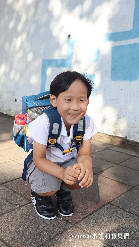 小一新生必備 Tiger Family兒童護脊書包 (14).JPG