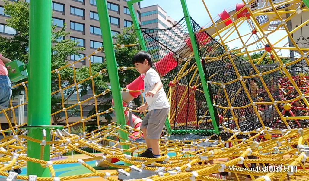 2020 桃園親子景點 台茂公園攀爬網溜滑梯 盪鞦韆 (12).jpg